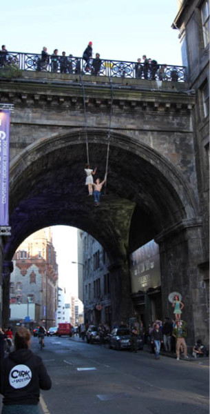La Putyka - bridgedance