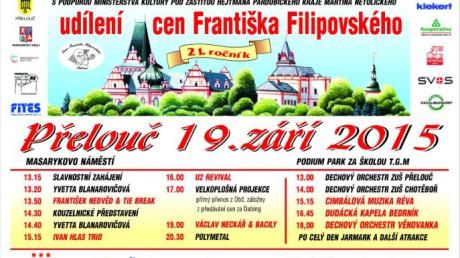 Ceny Filipovskeho-poster