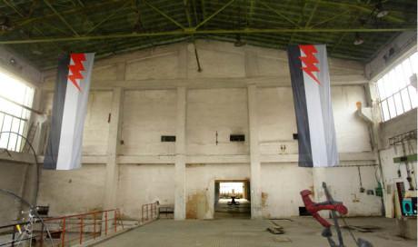 Vlajky seskupení Autopsia