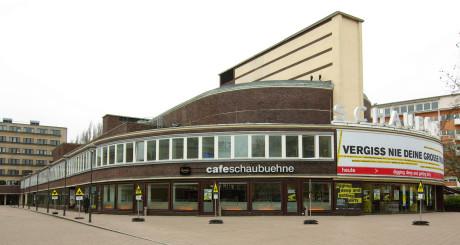 Schaubühne am Lehniner Platz. FOTO archiv