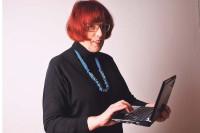 Radmila Hrdinová, Právo. FOTO archiv Práva
