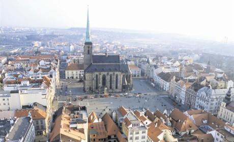 Plzeň / Pilsen. FOTO archiv