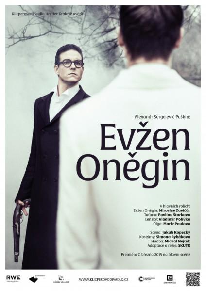 Pilsen-Eugene Onegin-poster