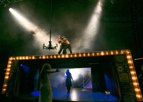 Teatro Tatro: Master and Margharita. FOTO archiv