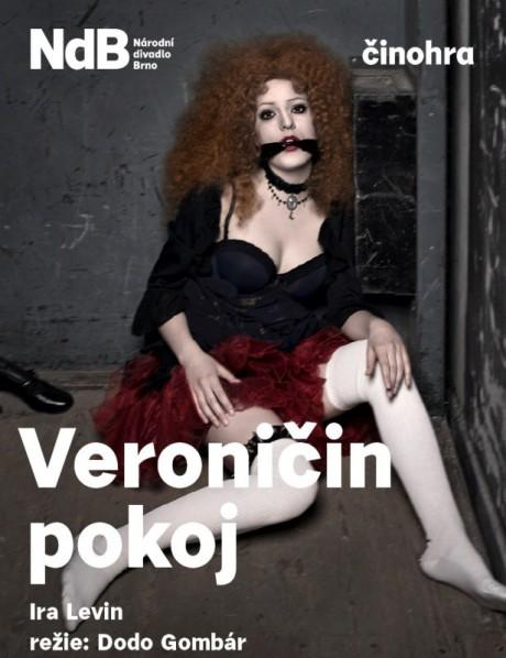 Tucek-Veronicin pokoj-poster