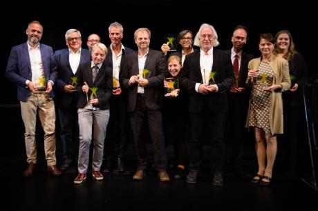 Festival PQ zastupovala Eva Žáková (druhá zprava). FOTO archiv EFFE