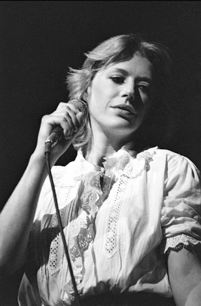Dominion Theatre Londýn, 8. červen 1982. FOTO DAVID CORIO