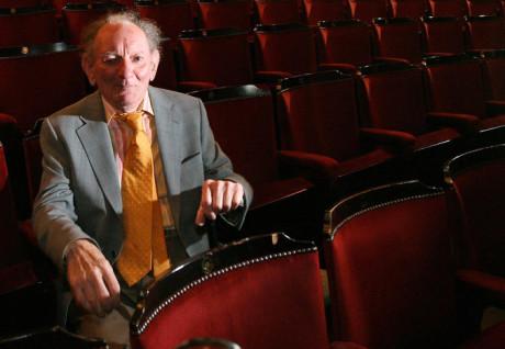 V roce 2009 v dublinském divadle. FOTO NIALL CARSON