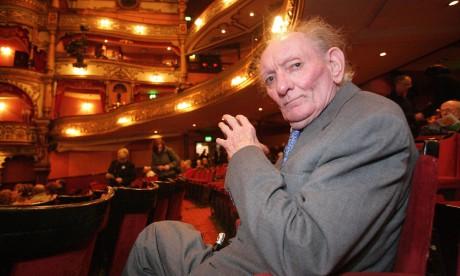 V Grand Opera House v Belfastu. FOTO BRIAN MORRISON