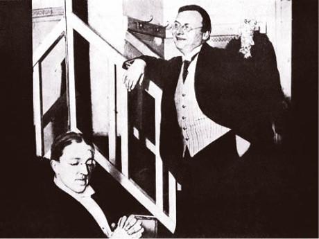 Eduard Bass a Jiří Červený