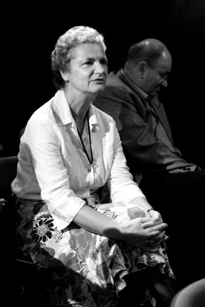 Publicistka Alena Zemančíková. FOTO KRISTÝNA SUCHÁ