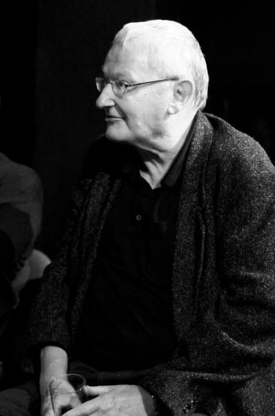 Profesor Jan Císař. FOTO KRISTÝNA SUCHÁ