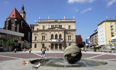 Slezské divadlo Opava. FOTO archiv