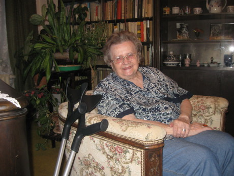 V roce 2010. FOTO archiv autora