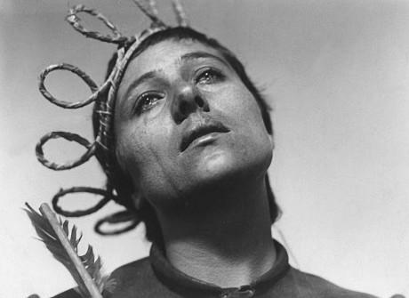 Historický film Utrpení Panny orleánské režiséra C. T. Dreyera doprovodí orchestr Berg FOTO ARCHIV FESTIVALU