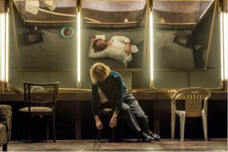 Scéna Marka Cpina umožňuje propojovat racionální s obrazností FOTO KIVA