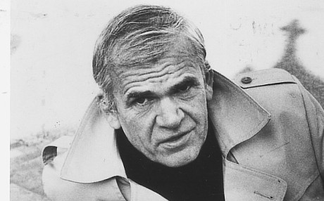 Milan Kundera. FOTO AARON MANHEIMER