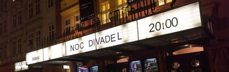 Noc divadel - Švandovo divadlo. FOTO archiv