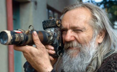 Miroslav Tichý. FOTO TICHÝ FOTOKLUB