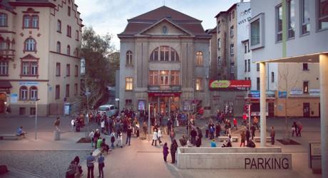 Činoherák Ústí loni oživil budovu bývalého kina Hraničář. FOTO JIŘÍ DVOŘÁK