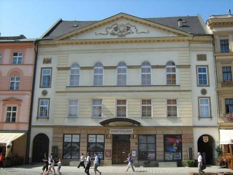 Moravské divadlo Olomouc. FOTO JITKA PAVLÍKOVÁ