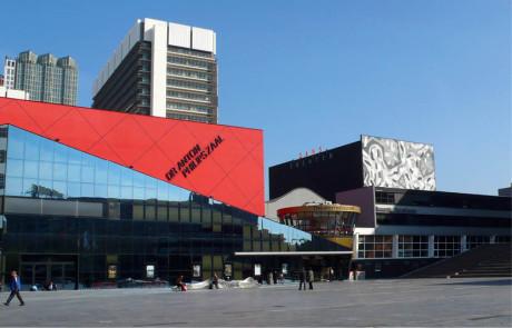 Divadlo architekta Rema Koolhaase v původní podobě foto ARCHIV