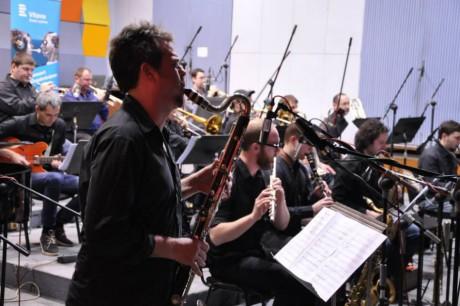 Marcel Bárta & Concept Art Orchestra. FOTO LENKA PITRONOVÁ