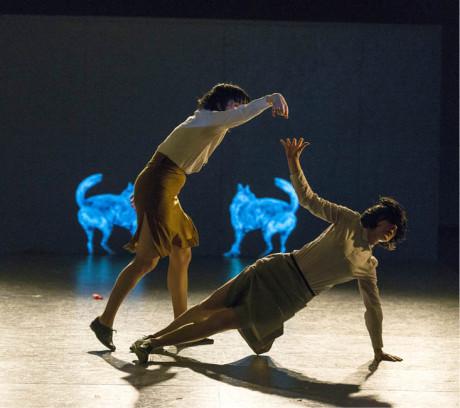 V Odtržení se fyzické divadlo vydalo vstříc vizuální teatralitě  FOTO JAN SLAVÍK
