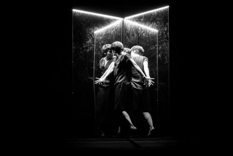 Snímek z představení Give Me 10 Second FOTO MARKÉTA NOVÁKOVÁ