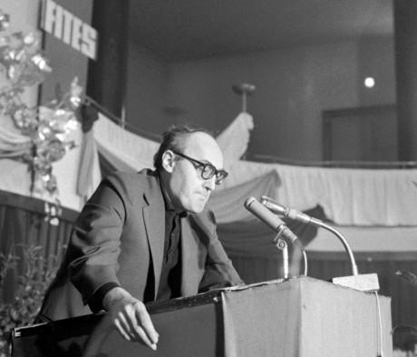 V r. 1967 na sjezdu FITES. FOTO archiv
