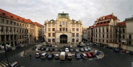 Magistrát hl. m. Prahy, Mariánské nám. 2, Praha 1. FOTO archiv