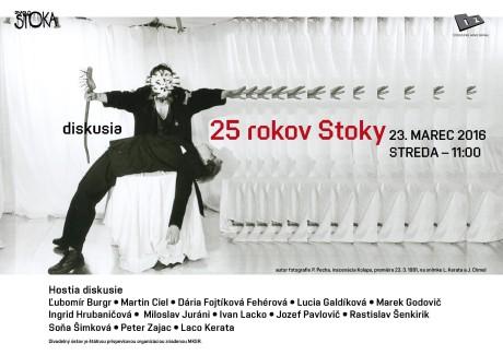 STOKA 25 ROKOV