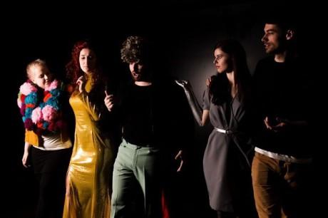 Árie, dueta, kvinteta, sexteta... byla zpívána v originále. FOTO archiv JAMU