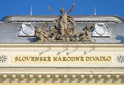 SND Bratislava. FOTO archiv SND
