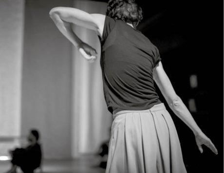 Tereza Ondrová, tanečnice ze Ceviche FOTO VOJTĚCH BRTNICKÝ