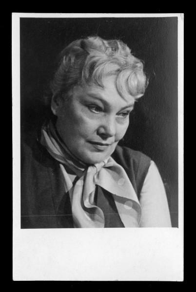 Jiřina Šejbalová - Komik (1957-1960). Repro archiv NM