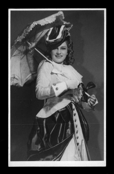 Mína z Barnhelmu (1940-1944). FOTO archiv NM