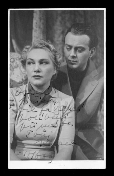 Milovaní a nemilovaní (s Karlem Högerem). FOTO archiv NM