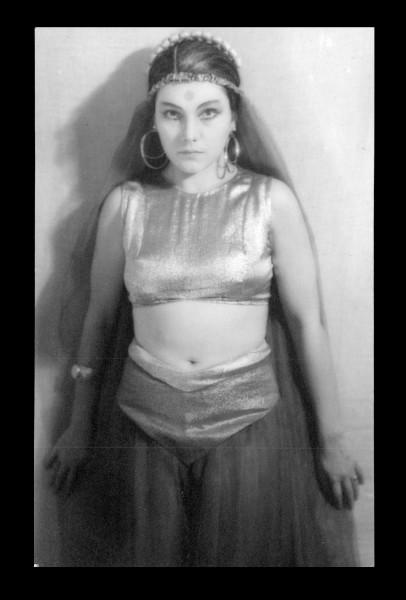 Sindibád (1934). FOTO archiv NM