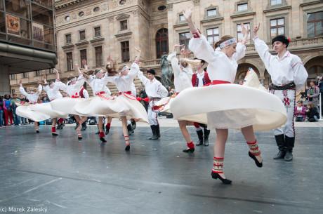 I takový byl loňský MDT. FOTO archiv Vize tance
