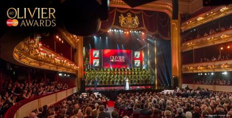 FOTO archiv Olivier Awards
