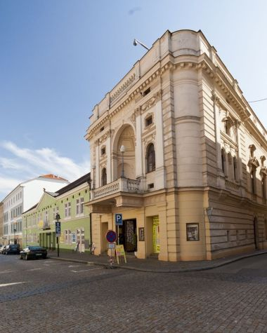 Divadlo Oskara Nedbala v Táboře. FOTO archiv