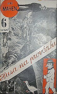 Aventinum, 1925. Počet stran: 115, ilustrace/foto:Karel Teige, Otakar Mrkvička. Repro archiv