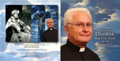 V roce 2011 vydal na CD Dvořákovy Biblické písně. Repro archiv