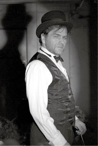 Principál Přemysl Bureš FOTO ROMAN POLÁŠEK