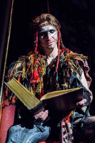 Petr Kubes (Prospero). FOTO archiv MDO