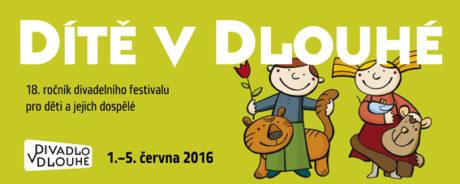 Ditě v Dlouhe 2016-poster