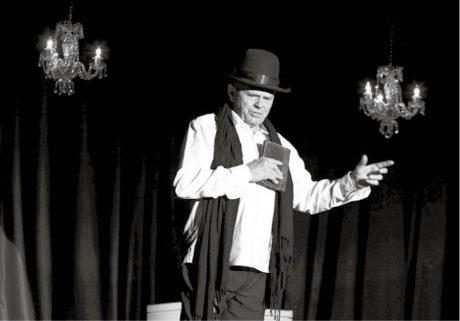 Který český herec by zvládl slovenštinu tak perfektně jako Milan Kňažko češtinu? FOTO IVAN KAHÚN