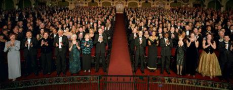 Standing ovation... FOTO archiv