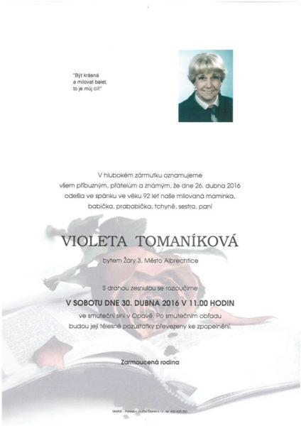 Tomanikova-parte
